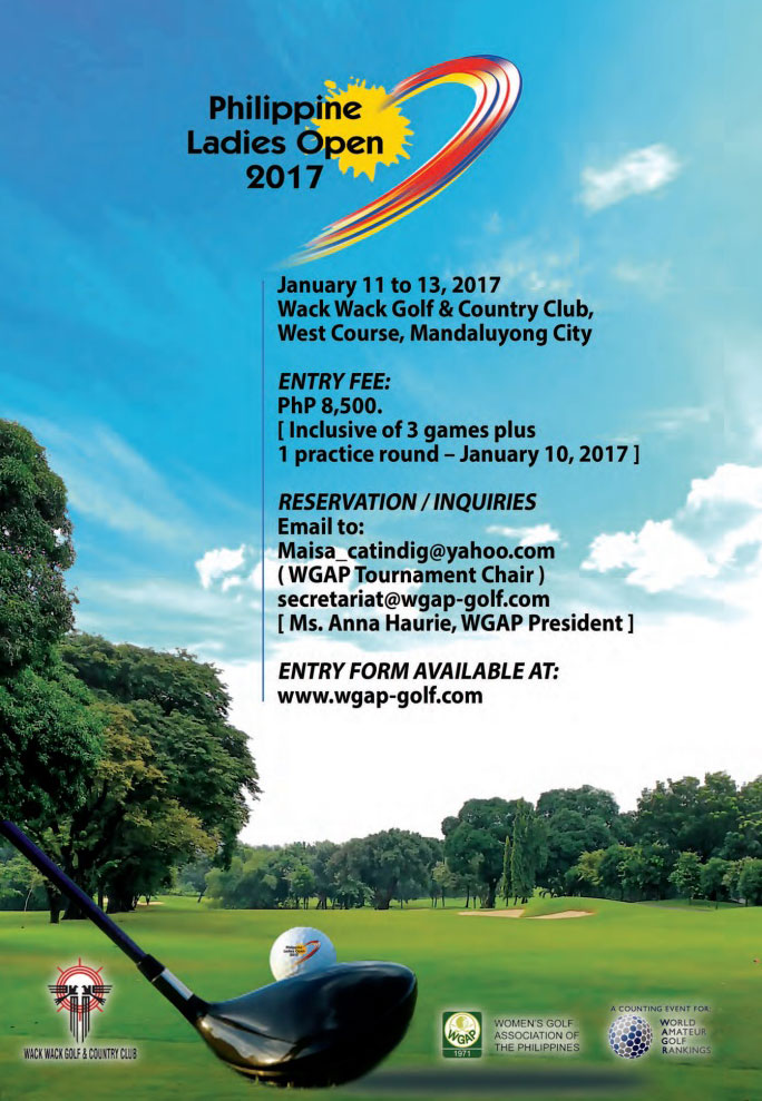 Consider, that Philippine amateur golf topic You
