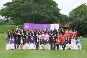 34th Queen Sirikit Cup 2012